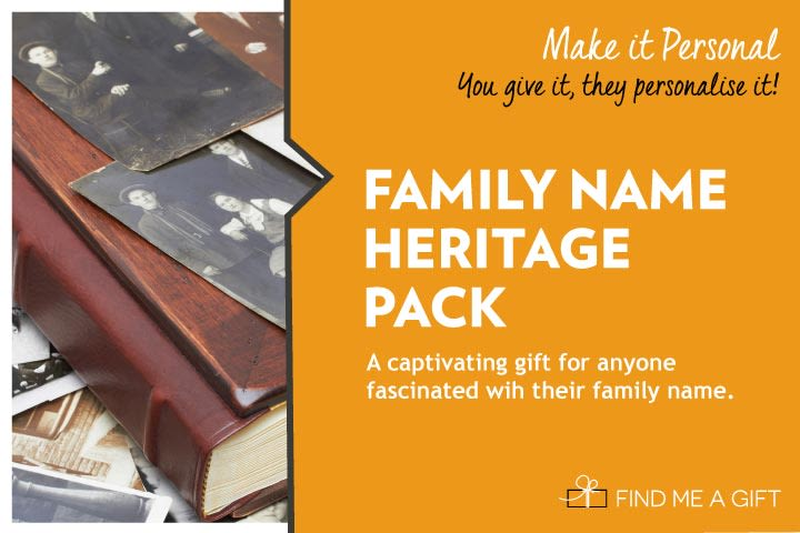 Family Heritage Pack