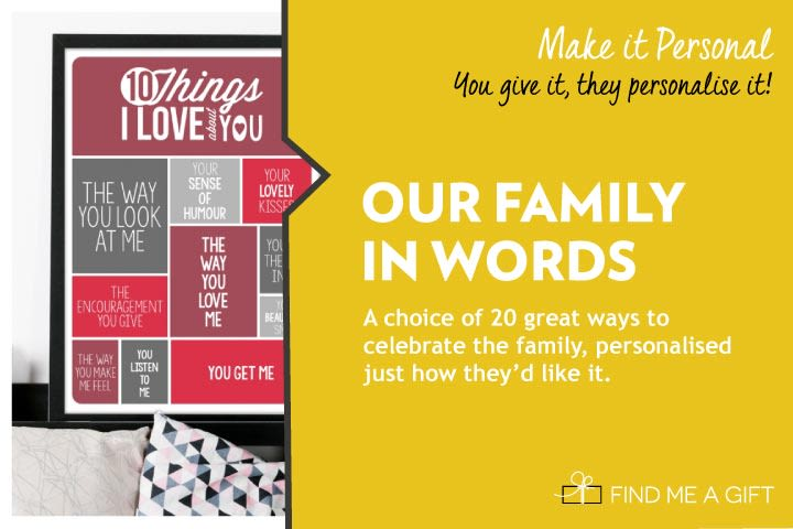 Our Family in Words