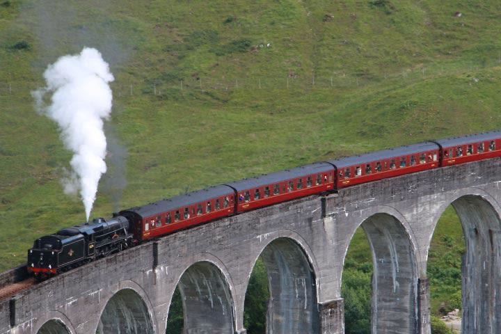 Steam Train Enthusiasts