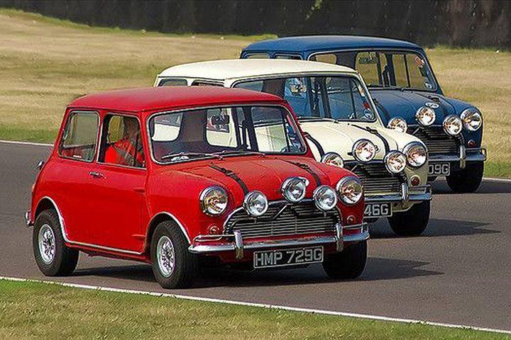Best of British Triple Drive