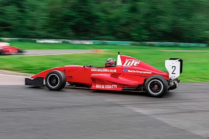 Race Car Drives