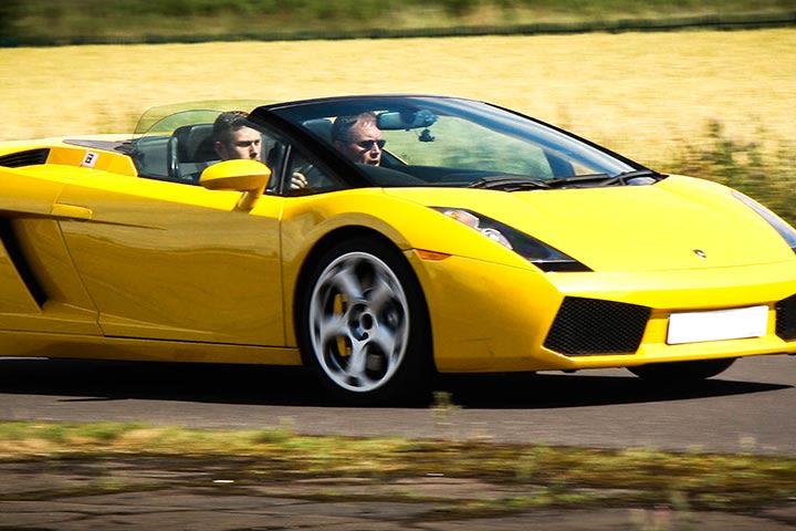 VIP Double Supercar Thrill