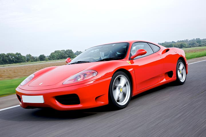 Family Supercar Blast at Prestwold Driving Centre