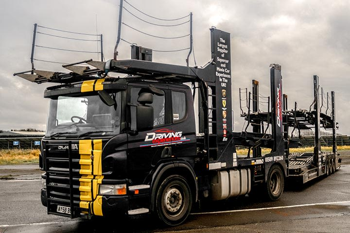 HGV Driving Experience