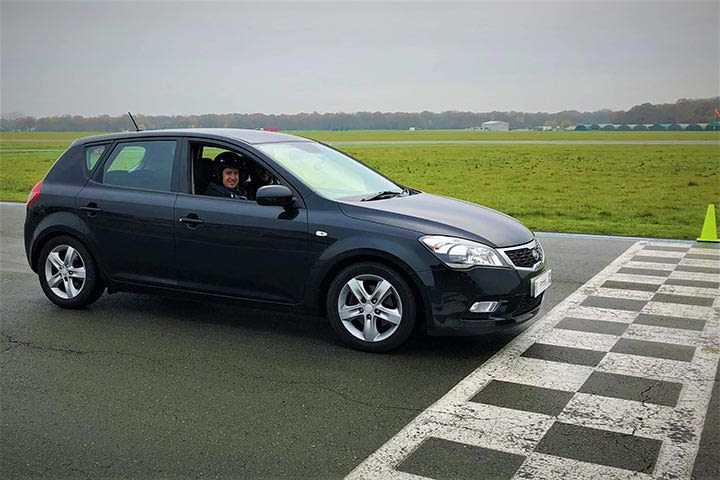 Be the Star in a Reasonably Priced Car at Dunsfold