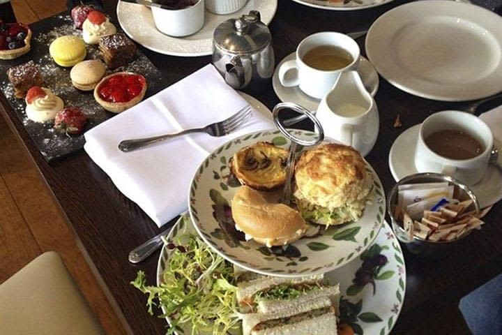 Afternoon Tea for Two with Bubbly at Colwick Hall Hotel