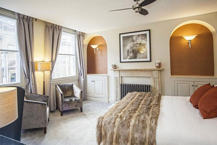 Overnight Stay at Lace Market Hotel