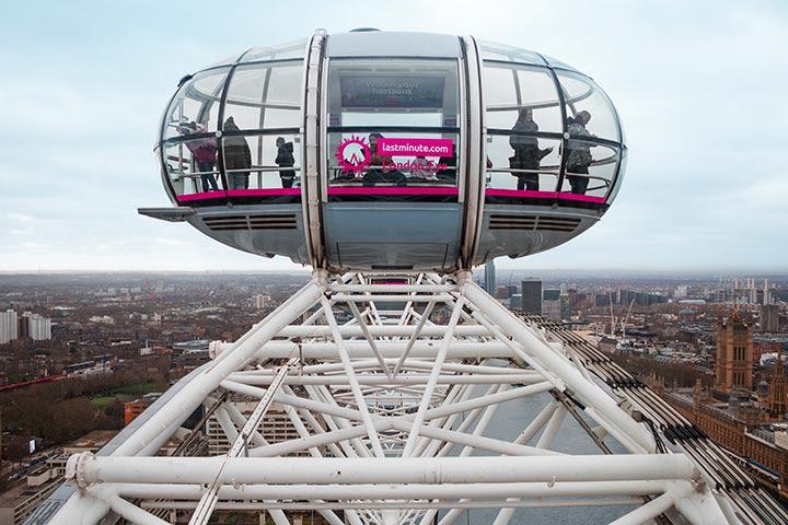 London Eye and Lunch Cruise - Weekdays