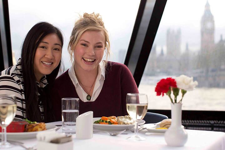 London Eye and Lunch Cruise - Weekends
