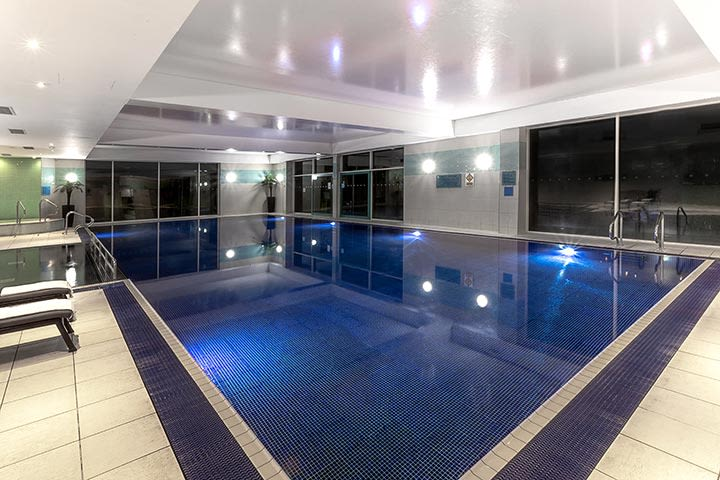 Spa Day with Treatment for Two at Crowne Plaza Marlow