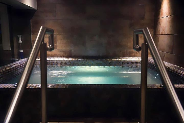 Spa Day with Treatment and Afternoon Tea for Two at The Waterfront Spa