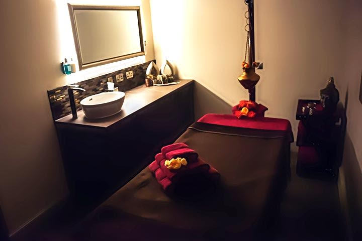Relaxing Pamper Treat for Two at The Waterfront Spa