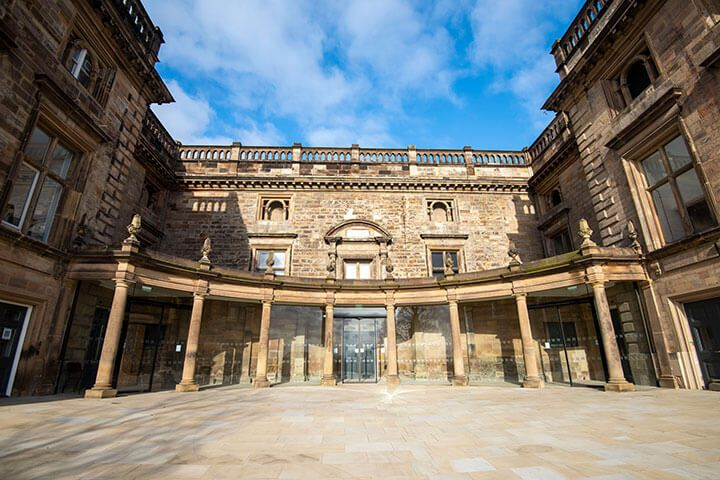 Entrance to Nottingham Castle and Afternoon Tea for Two