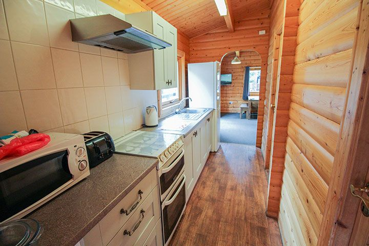 Two Nights New Forest Lodge Break