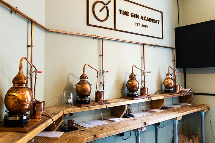 Gin Making Experience for Two at Gyre and Gimble
