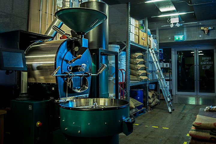 Coffee Lovers Roasting Experience for Two
