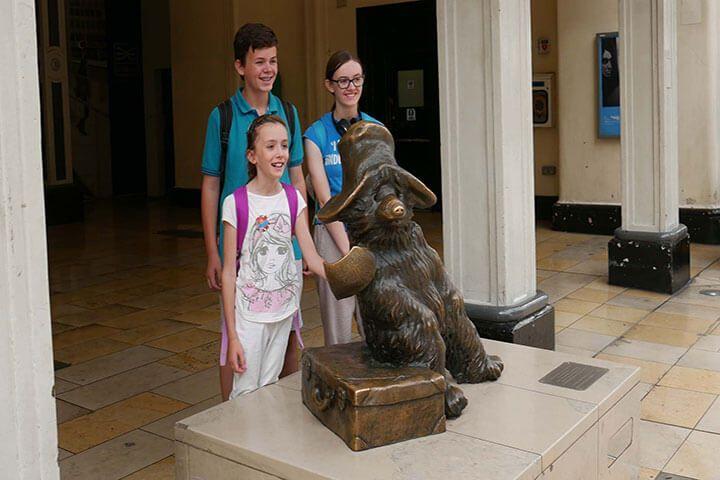 Paddington Bear™ Walking Tour for Four