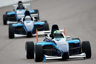 Single Seater Racing Car