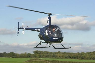 Helicopter Flying Lesson