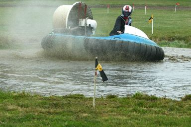 Hovercraft Blast For Two