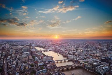 The View from The Shard & Afternoon Tea for Two