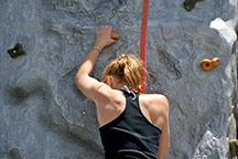 Climbing & Abseiling