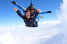 Skydiving & Parachuting