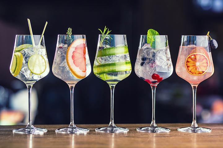 Two Tickets to the Gin to my Tonic Festival