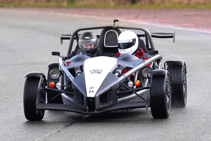 Ariel Atom Driving Experience at Prestwold Driving Centre, Leicestershire