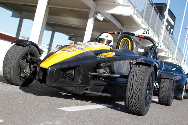 Ariel Atom Driving Experience at Great Tew Circuit, Oxfordshire