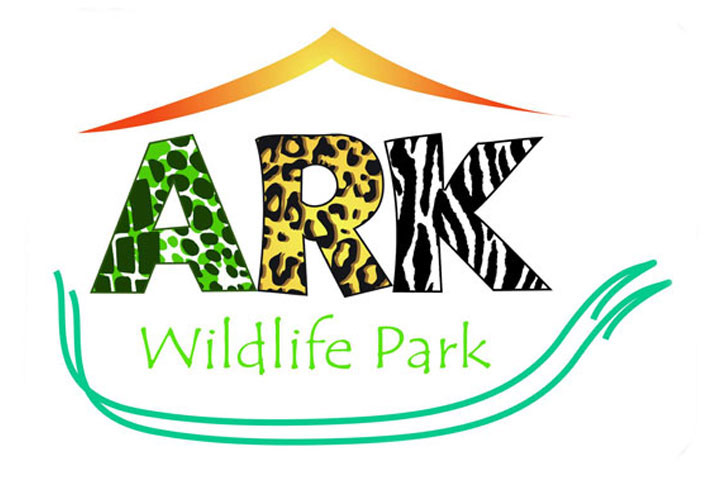 Entrance to Ark Wildlife Park for a Family of Four