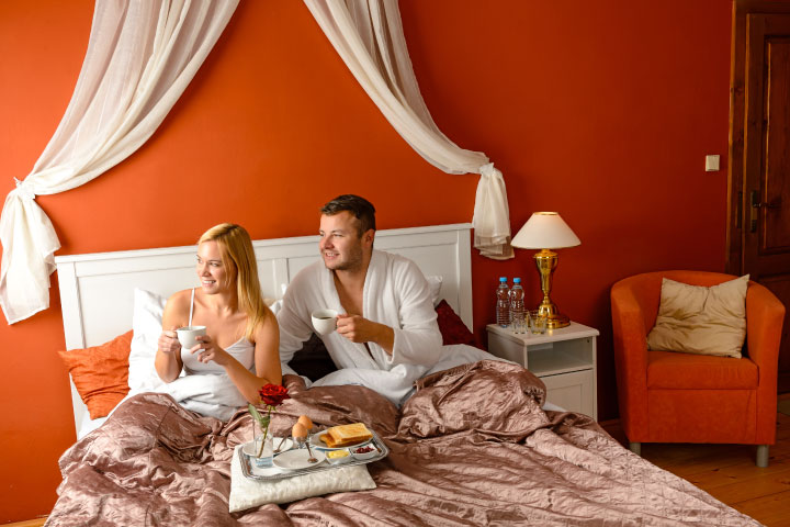Romantic Escape with Dinner for 2