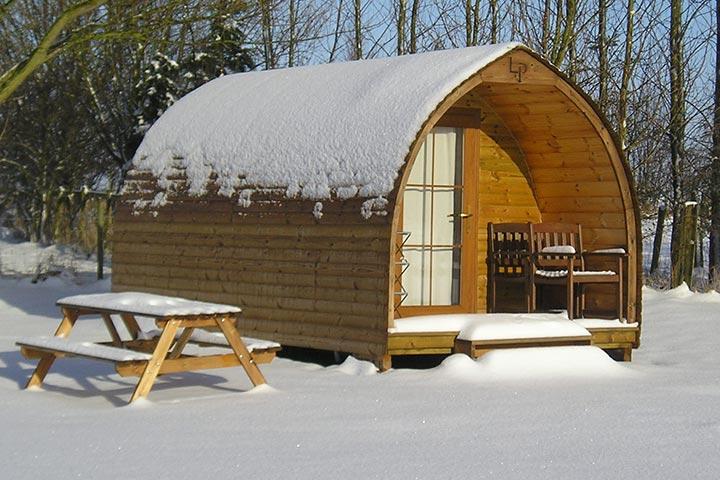 Two Night Camping Pod Break at Yapham Holds | Activity ...