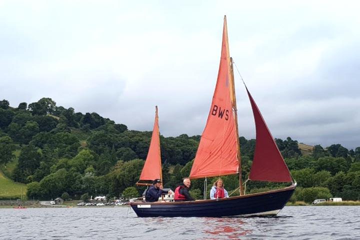 Sailing Expedition on Bala Lake for Two