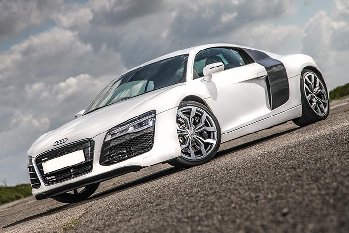 Audi R8 Driving Experience at Three Sisters Circuit, Wigan, Manchester