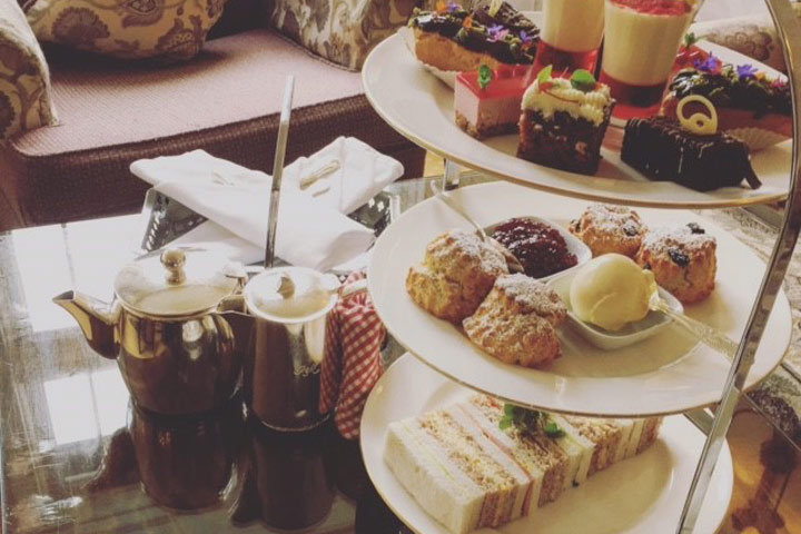 Rothay Manor Afternoon Tea for 2