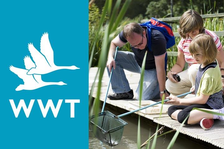 Wildfowl & Wetlands Trust Family Membership