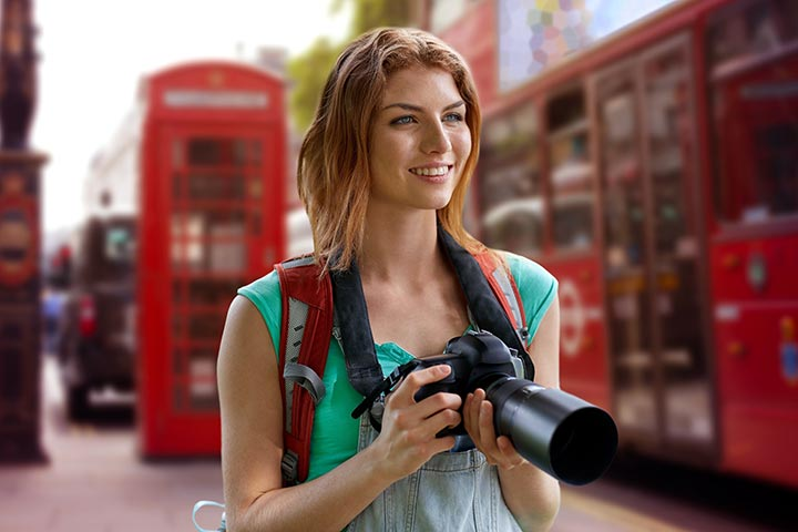 Historic Photography Tour of London