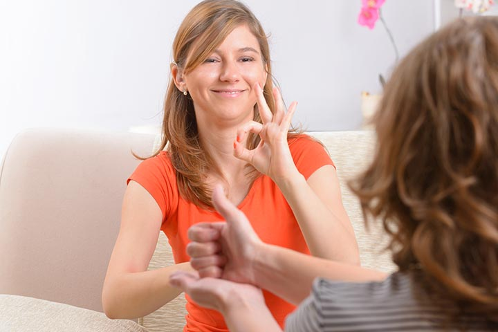 Online British Sign Language course for 1