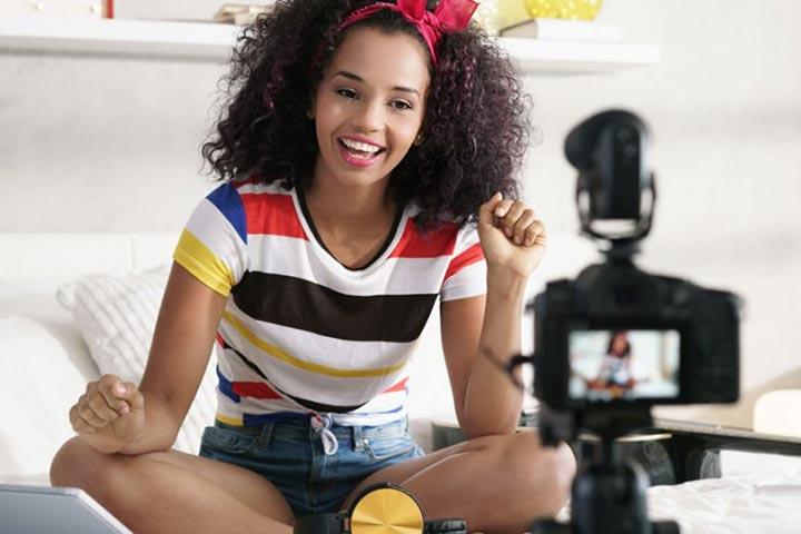 Online Combined Blogging, Vlogging & Social Media Influencer Diploma for 1