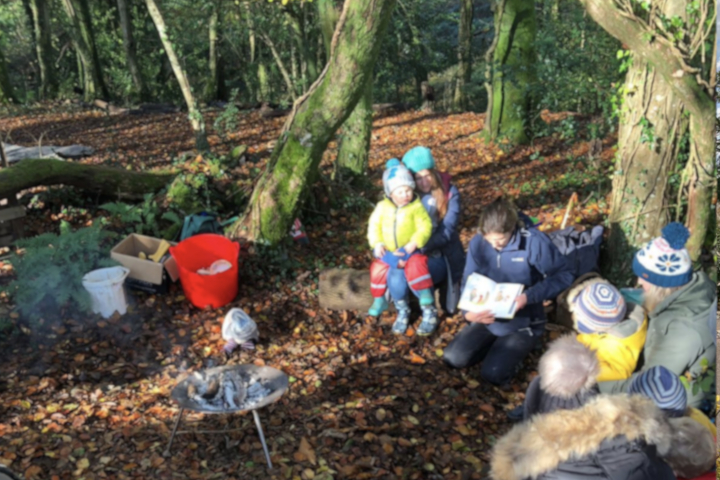 Family Experience at National Botanic Garden of Wales