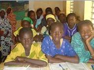 Don d'ordinateurs et de mobilier pour l'école primaire de Tékane en Mauritanie
