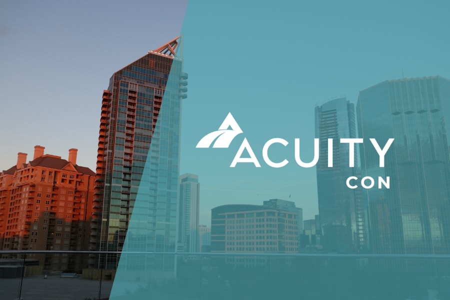 AcuityCon 2021: Celebrating Our Growth In Gathering Together Again