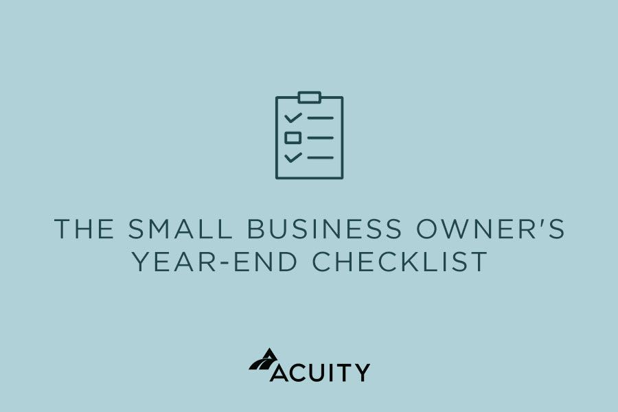 Small Business Goals Checklist for Success in the New Year
