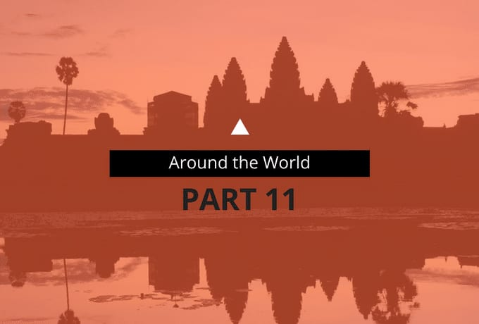 Around the World with Acuity: Part 11