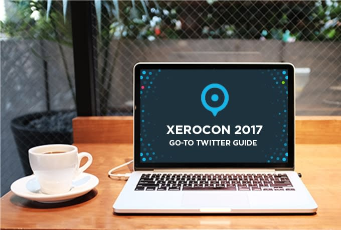 Heading to Xerocon 2017? Here's Your Go-To Twitter Guide