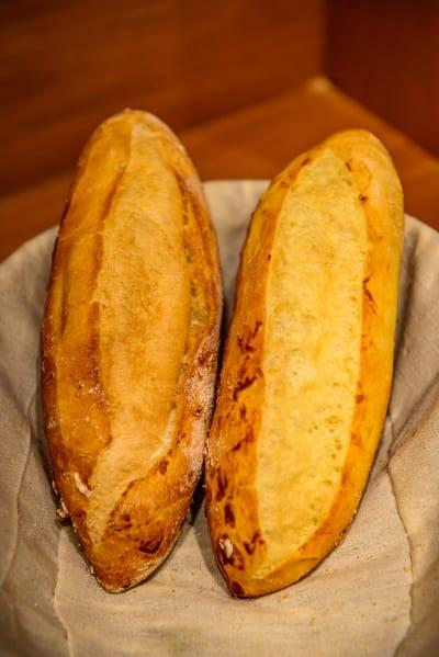 Pão semi italiano