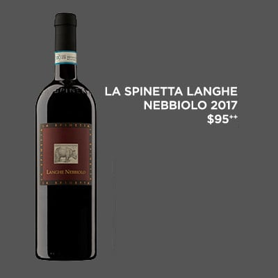 La Spinetta Langhe Nebbiolo 2017