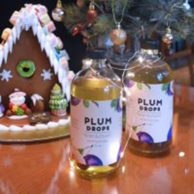 Plum Drops