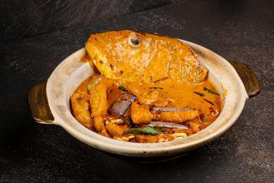 FISH HEAD CURRY 咖喱鱼头